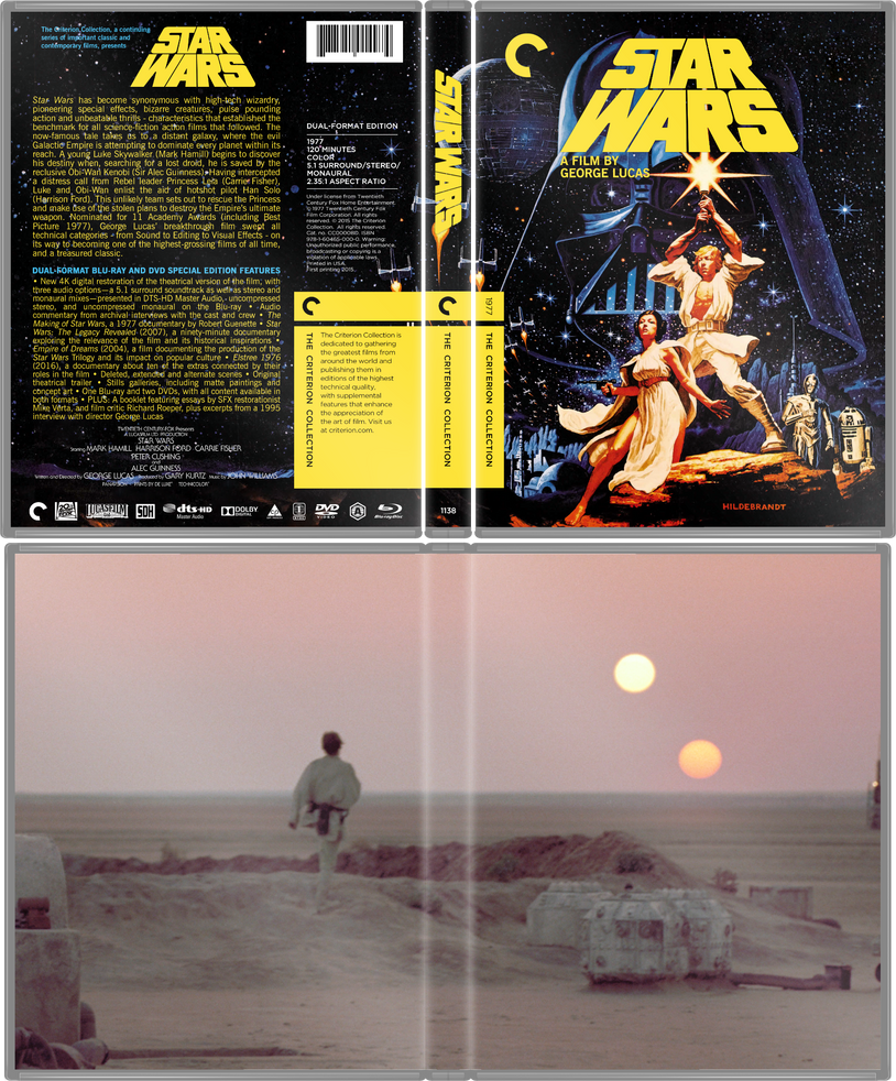 star wars criterion collection by frankrt on star wars criterion collection by frankrt