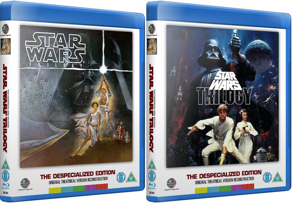 Star Wars: Retrospective by FrankRT on DeviantArt