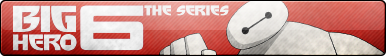 Big Hero 6: The Series Fan Button by FrankRT