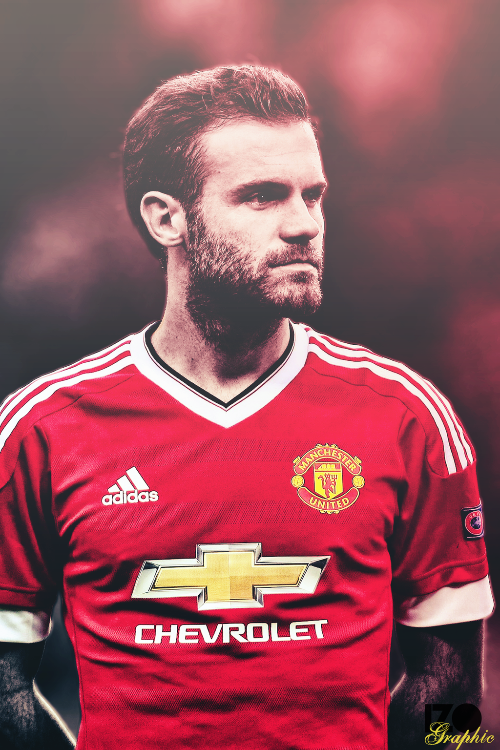 Juan Mata Manchester United Effect by izographic on DeviantArt