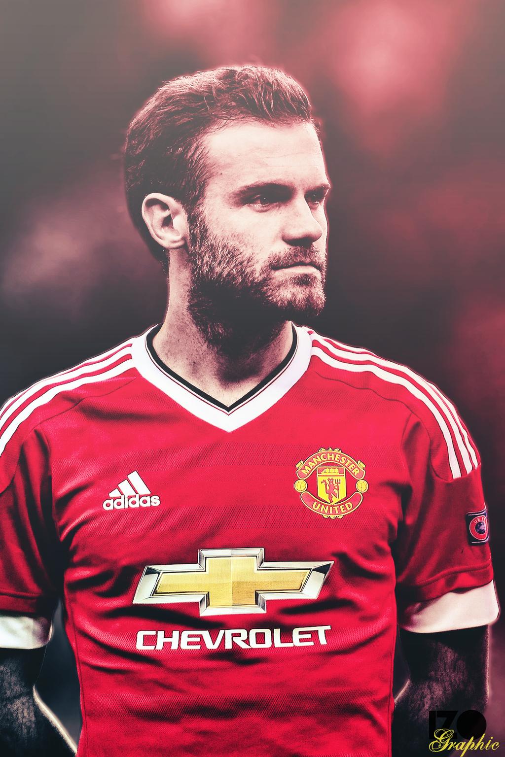 Juan Mata Manchester United Effect by izographic on DeviantArt