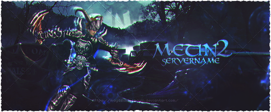 Metin2 Banner by MayasOldPenguin