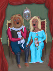 Bear Couple