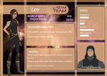 Dream Team App. Leo