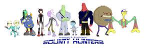 Concept Art: Bounty Hunters