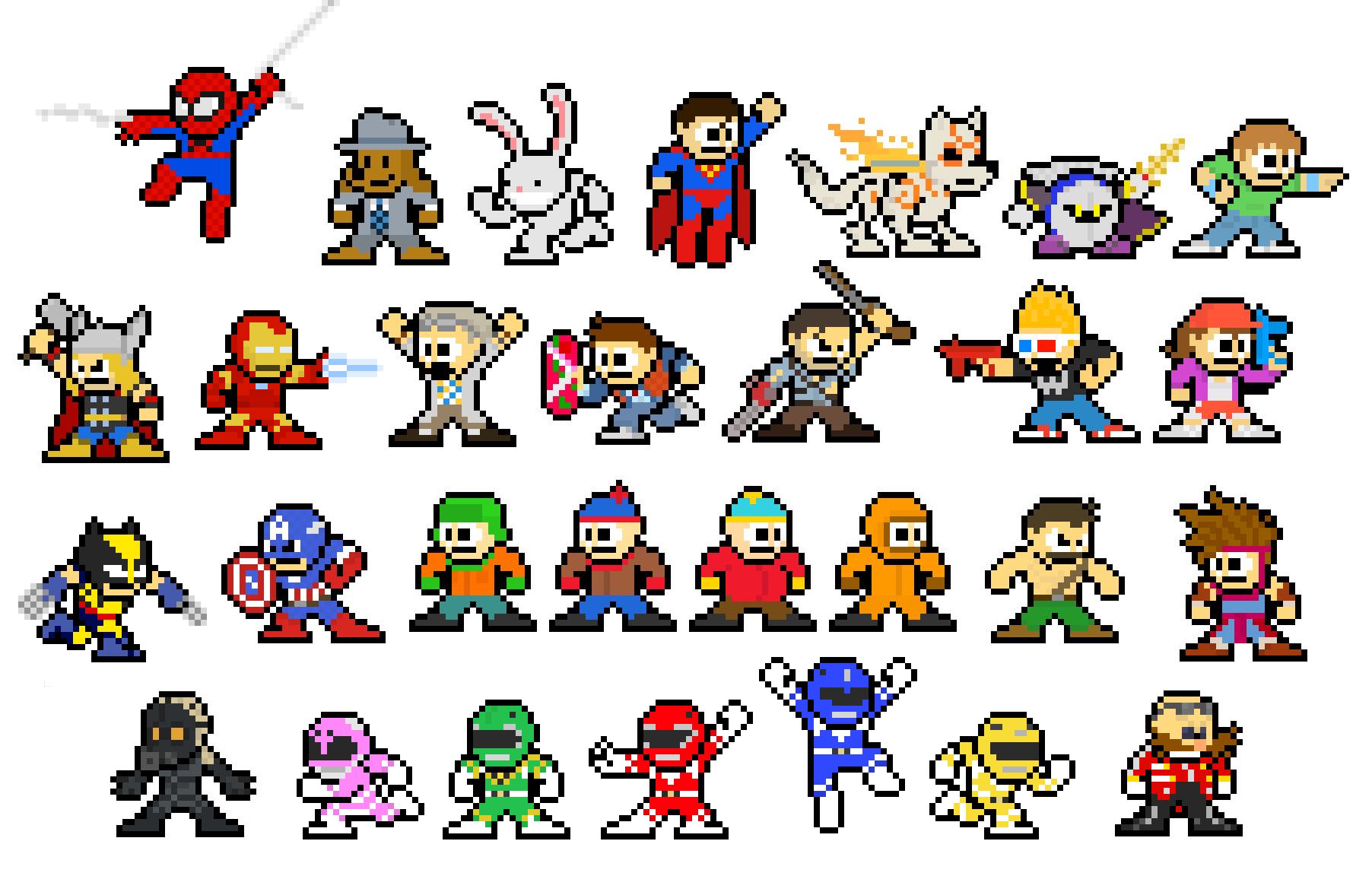 29 Mega Man Leftovers by captainslam on DeviantArt
