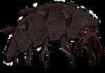 Alien Beast Concept Art #1