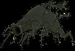 Alien Beast Concept Art #2