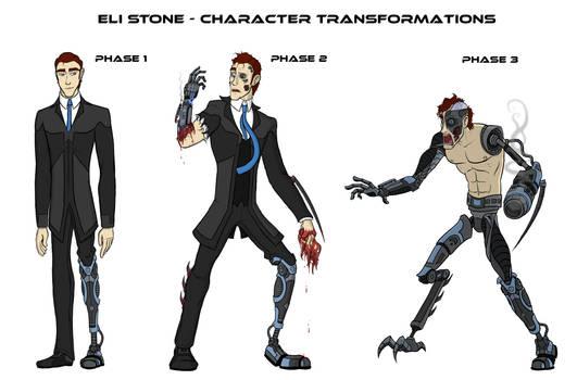 'Eli Stone' Phases 1-3 Concept Art