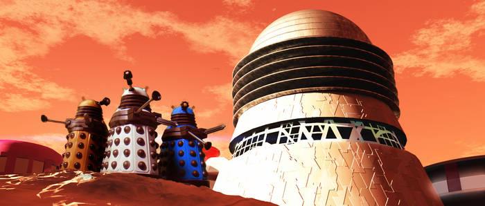 New Dalek City