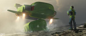 Thunderbird 2: Man and Machine
