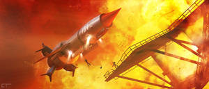 Thunderbird 1 - Firebird