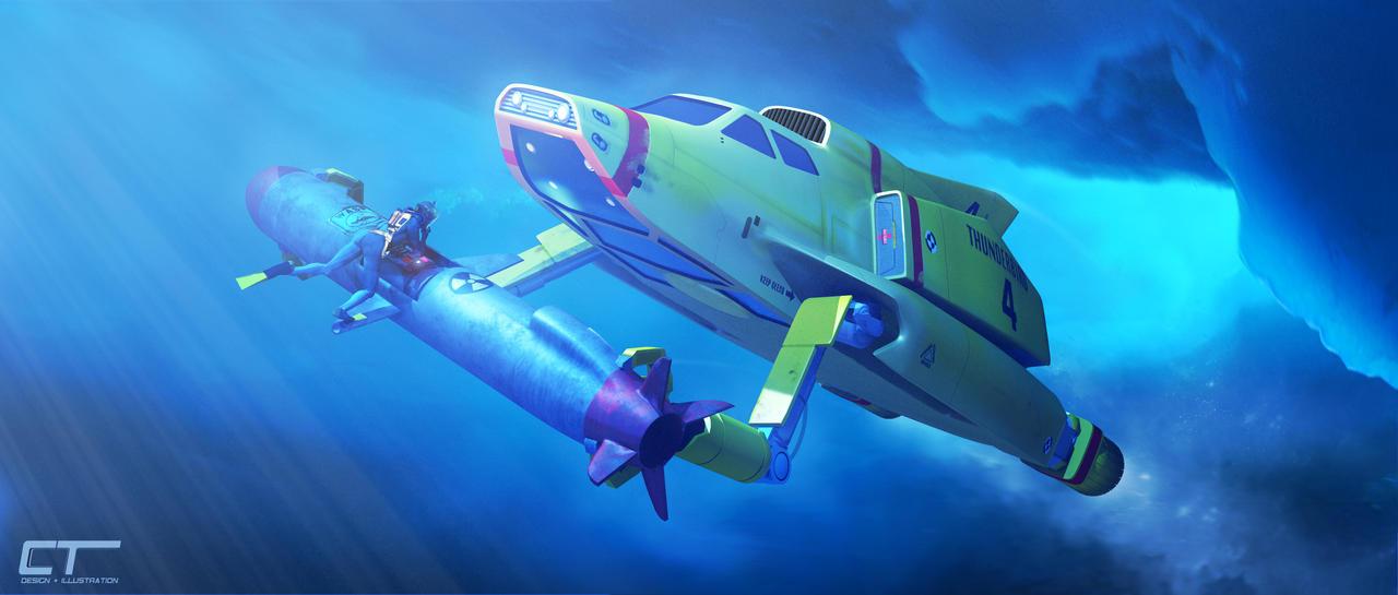Thunderbird 4: Armed and Dangerous