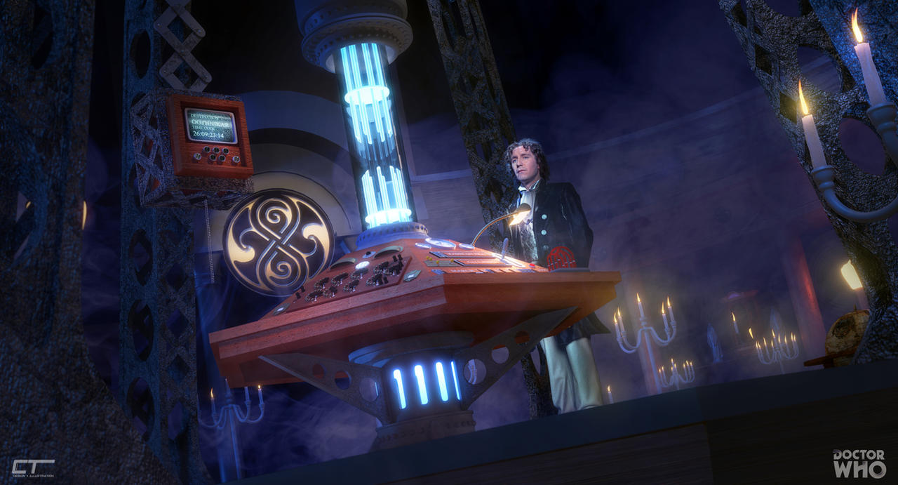 The Time Machine by Chrisofedf