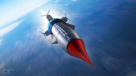 Thunderbird 1-7.5 thousand miles per hour... by Chrisofedf