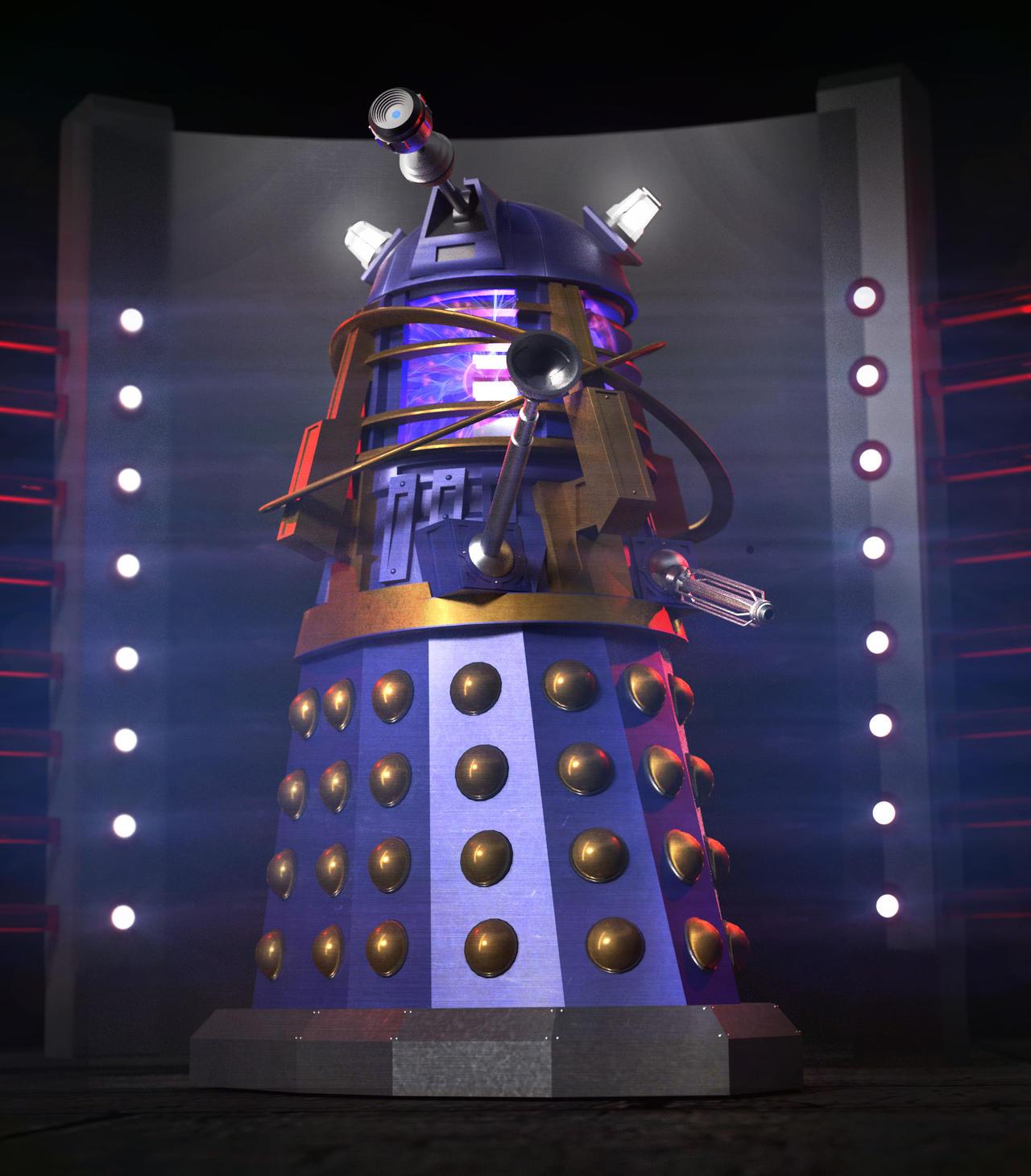 Dalek Time Strategist