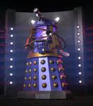 Dalek Time Strategist