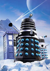 Doctor Who: Masters of Time by Chrisofedf