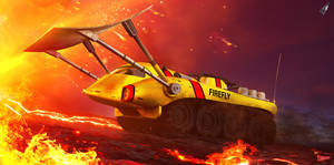 Thunderbirds: A snowballs Chance in Hell.