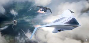 Talon Squadron by Chrisofedf