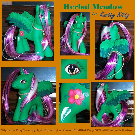 Herbal Meadow by Hindsightis2020