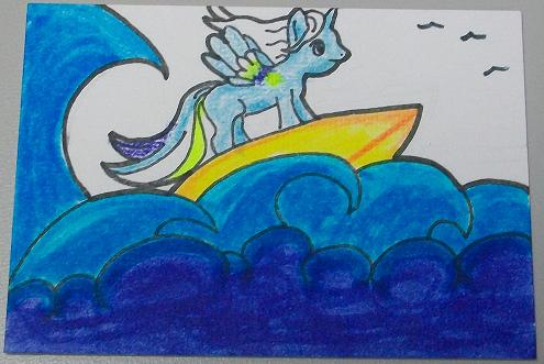 Surf up by Hindsightis2020