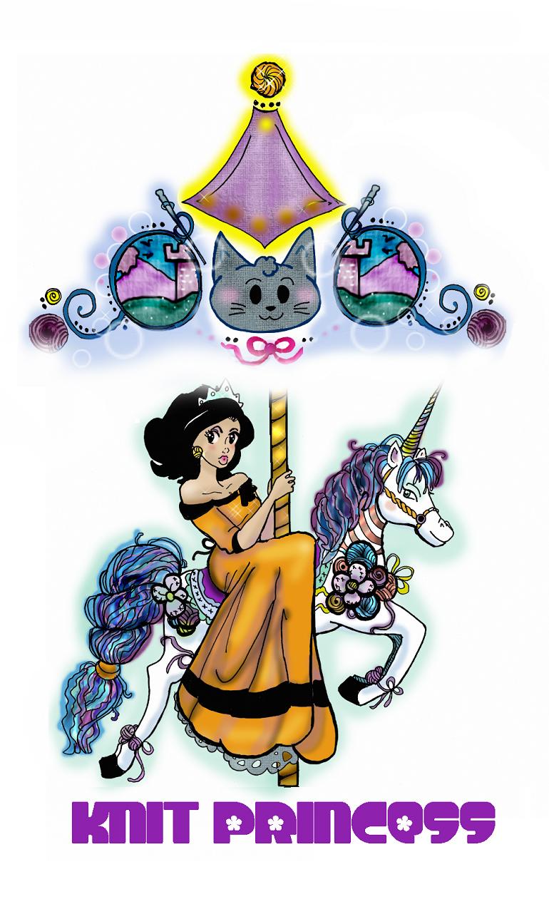 Knit Princess 2