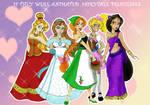 What if Disney...Princesses