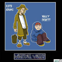 Keith and Wally