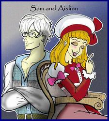 Sam and Aislinn