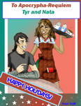 December 17 Fanart: Tyr Nata