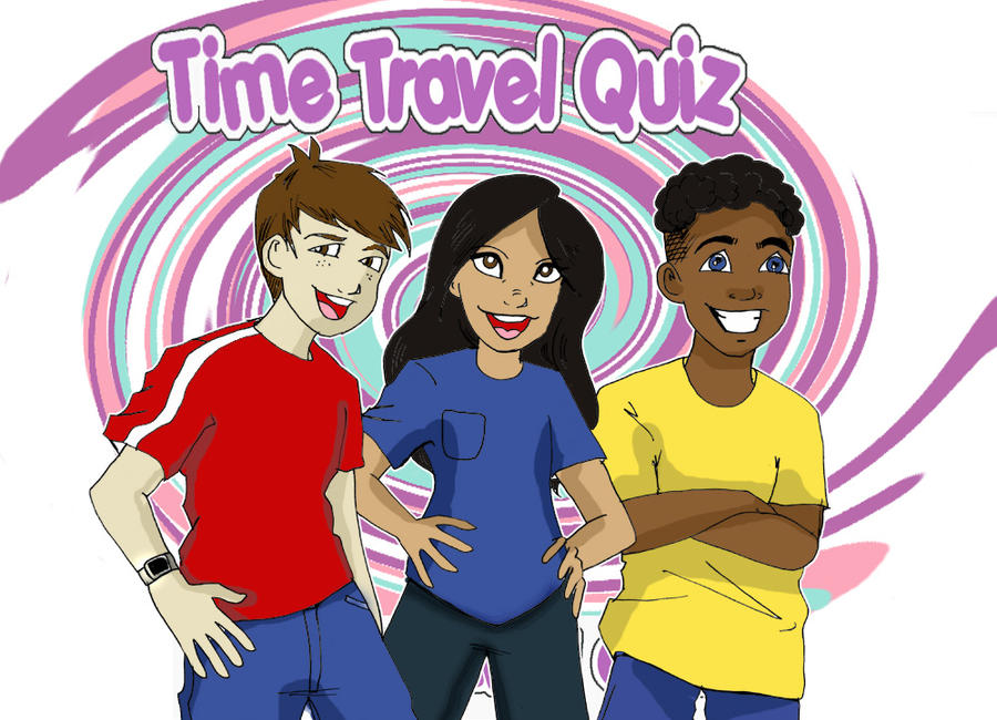 Time Travel Quiz by TRALLT
