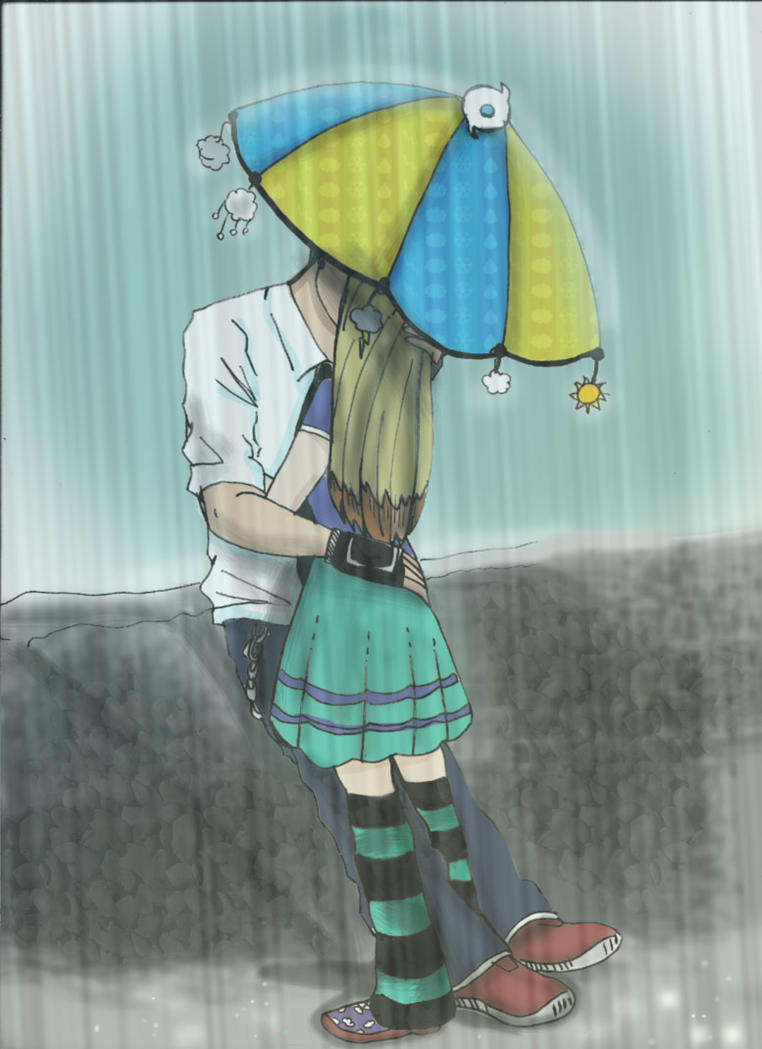 Rainy Monday by TRALLT