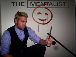 Mentalist Cosplay: Clue 1
