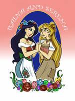 Nostalgia Fail: Raina-Serena by TRALLT