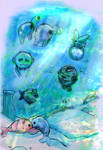 Creatures Under the Water