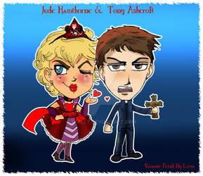 Jude and Tony Chibis