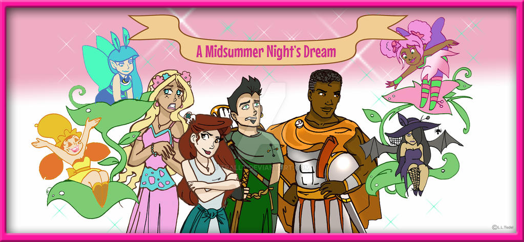 A Midsummer'S Night Disney Dream by TRALLT