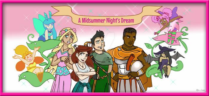 A Midsummer'S Night Disney Dream