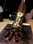 Steampunk Gauntlet - Thomas Reinier