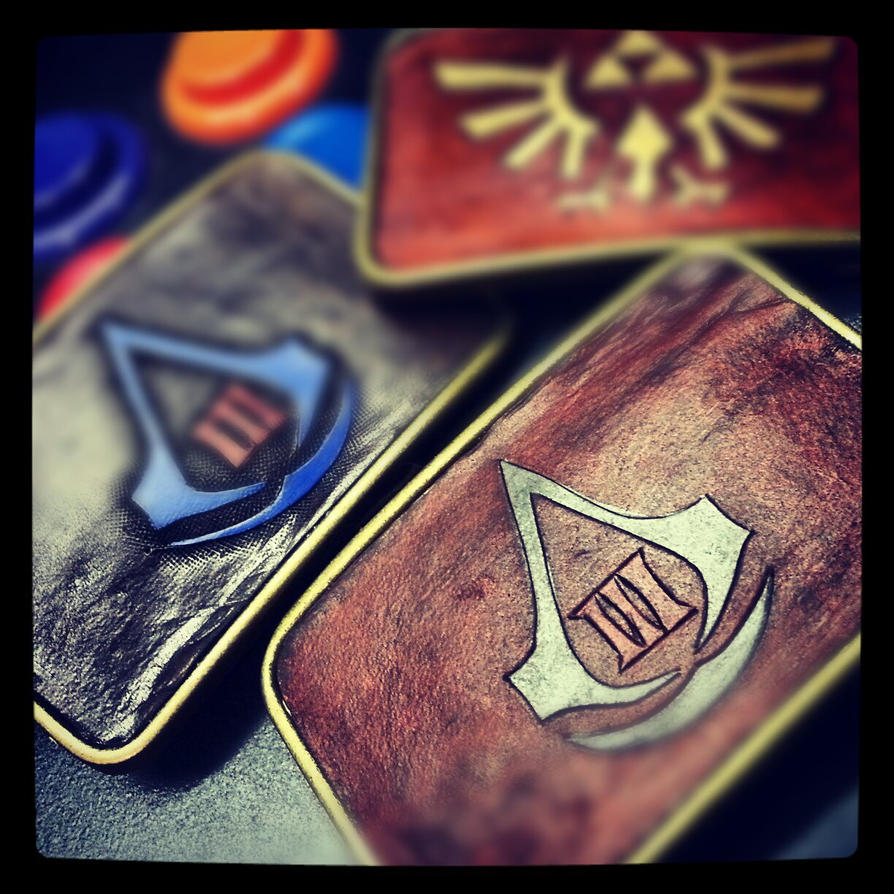 Belt Buckles! by deadlanceSteamworks