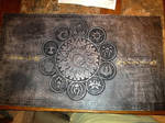 Magic the Gathering Leather Playmat