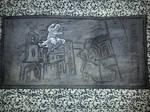 Assassin's Creed Leather Hand Tooled Playmat