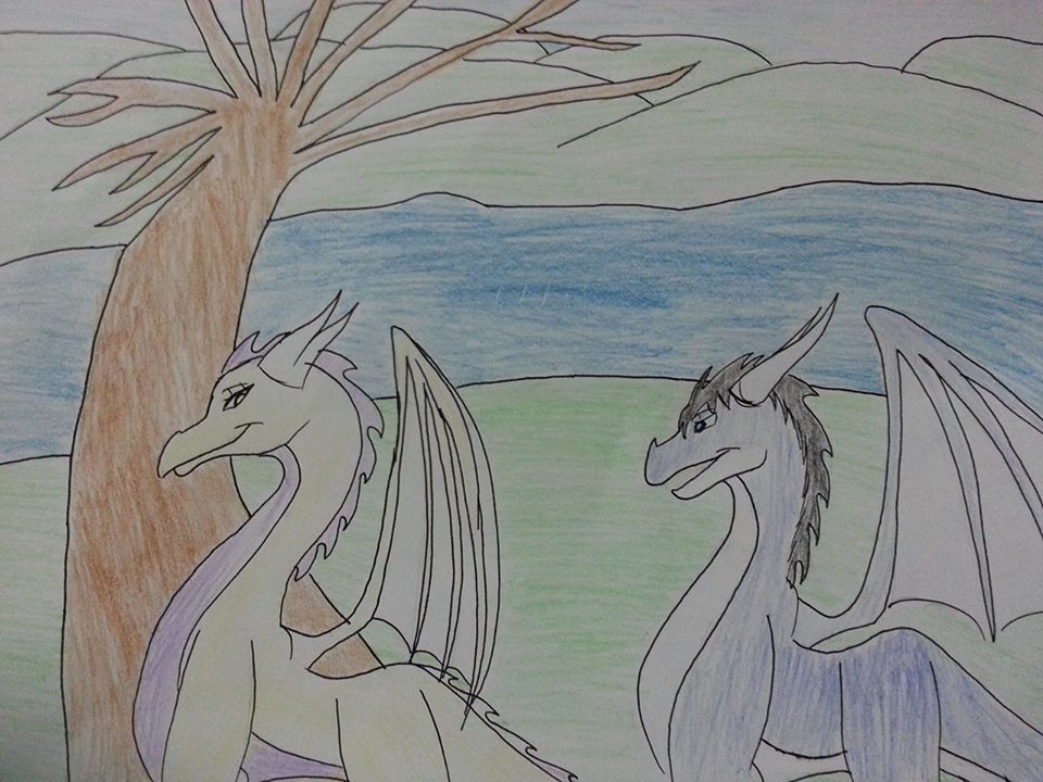 The two friends (collaboration) by Animatorist