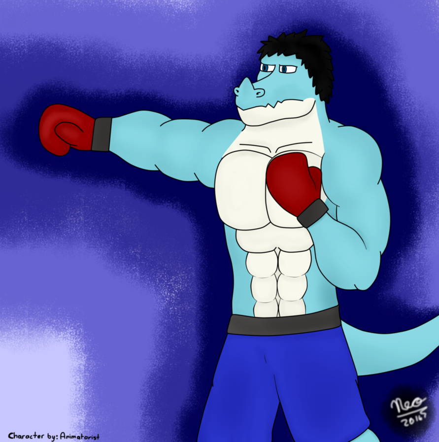 Time to box!! (i didnt made this) by Animatorist