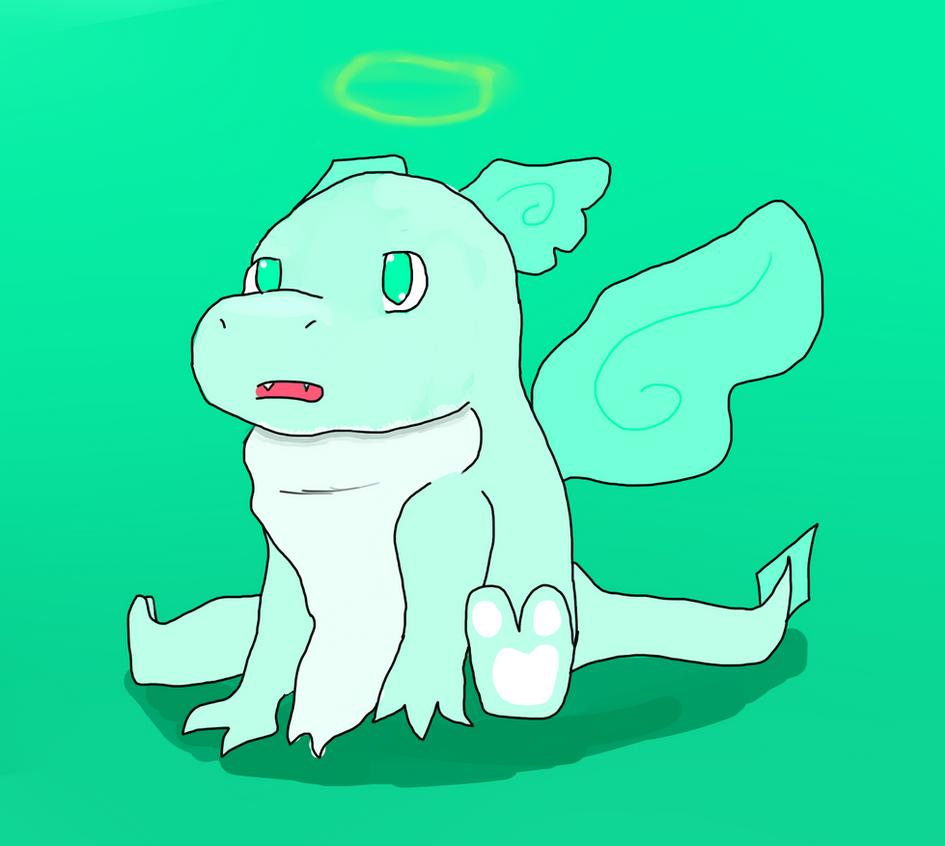 The little angel! by Animatorist