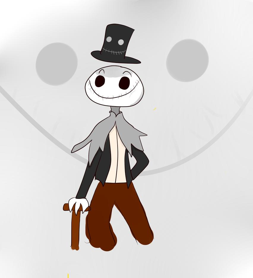 Skeleton dude by Animatorist