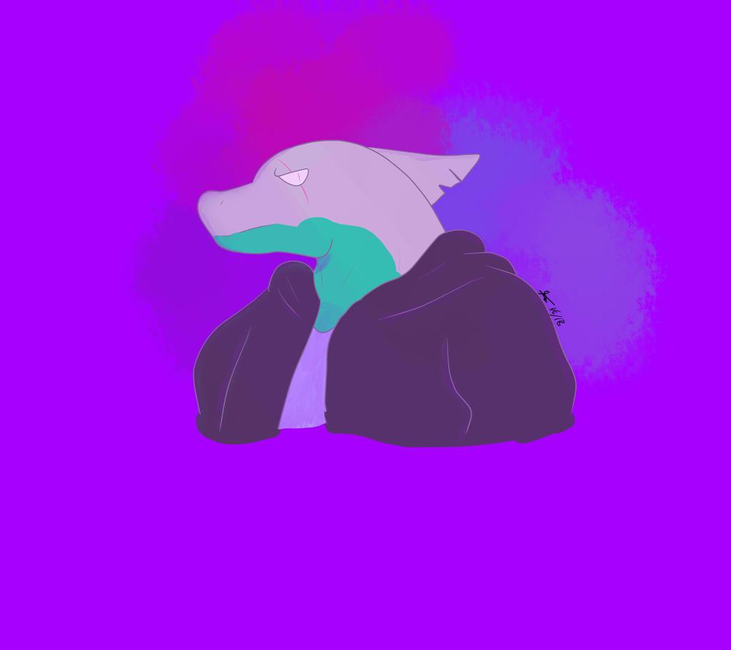 Sharky boi by Animatorist