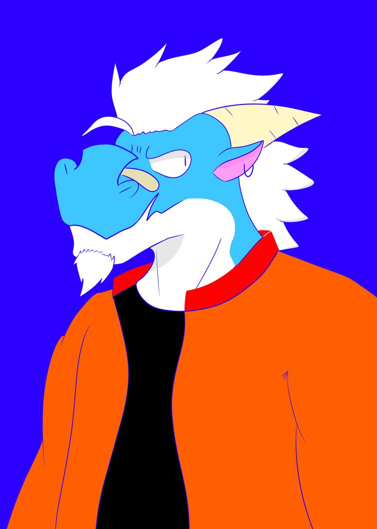 Him again by Animatorist