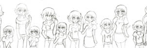 Sister Swap- AP AR BE by Chicken-Yuki